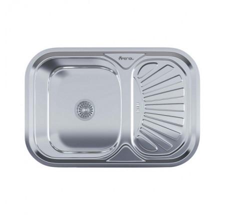Мойка для кухни Imperial HQ-TF 02 (7549) Satin