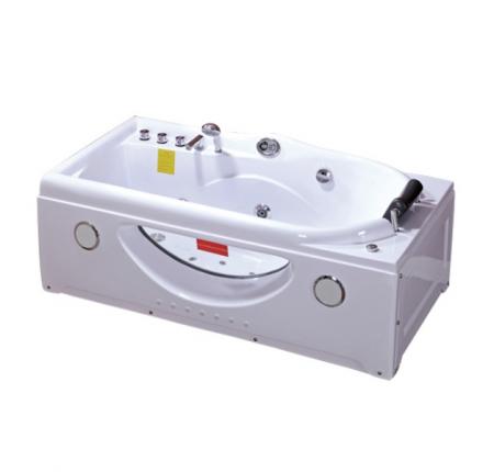 Ванна с гидромассажем Iris TLP-634-G 168x85