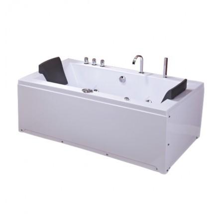 Ванна с гидро-аэромассажем Iris TLP-658 180x90