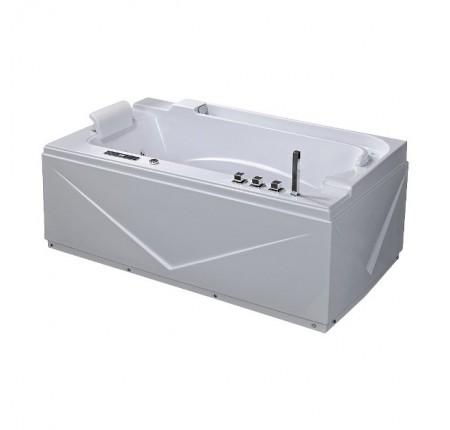 Ванна с гидро-аэромассажем Iris TLP-679 170x90