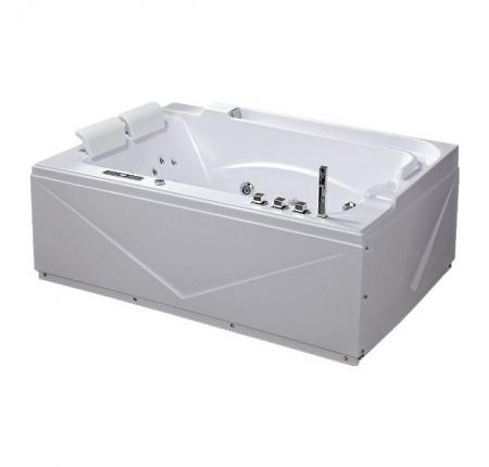 Ванна с гидро-аэромассажем Iris TLP-680 170x120