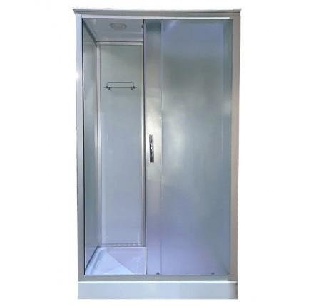 Гидромассажный бокс KO&PO 715 W R 120x80x210 (стекло 5 мм)