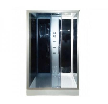 Гидромассажный бокс KO&PO 715 G L 120x80x210 (стекло 5 мм)