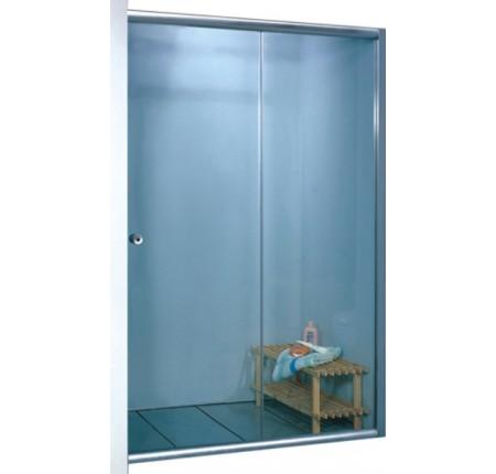 Душевая дверь KO&PO 7053 F 1400x1800мм