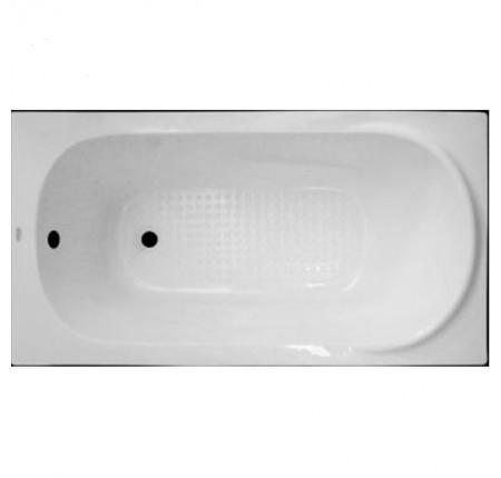 Ванна прямоугольная с ножками KO&PO 4001 160x70