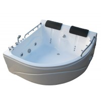 Ванна угловая c гидромассажем KO&PO 007 150x150