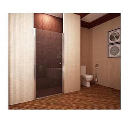Душевая дверь Koller Pool QP10 900 900x1950 мм chrome; grape
