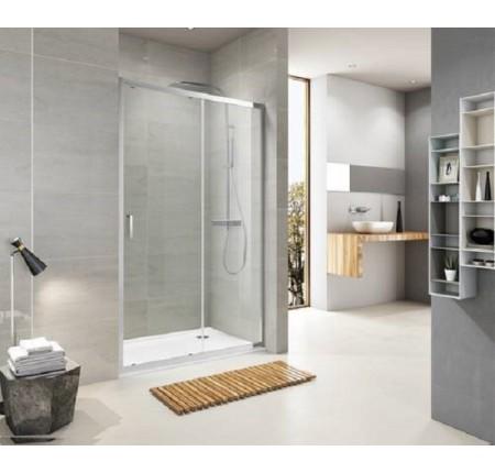 Душевая дверь Koller Pool TREND TD120C 1200x1900 мм стекло прозрачное