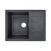 Мойка для кухни Lidz (BLA-03) 650x500/200