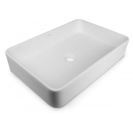 Умывальник Newarc Aqua 9461W-M белый матовый 61 см