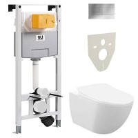 Комплект Free Rim Off + сиденье + OLI 120 PLUS + кнопка SLIM хр (FE322.001+099949)