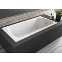 Ванна прямоугольная Polimat Classic Slim 120x70