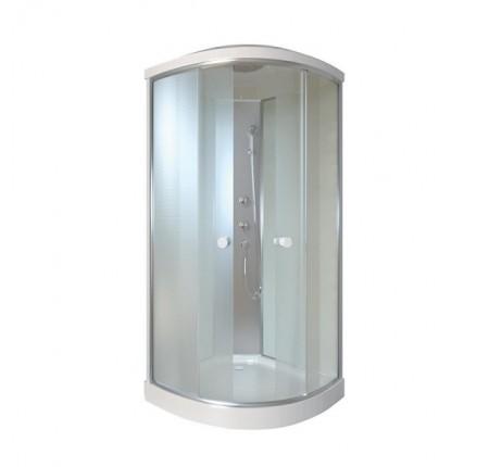 Гидромассажный бокс Q-tap SB8080.1 SAT 80x80x215