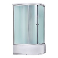 Гидромассажный бокс Q-tap SBM12080.2L SAT(fabric) 120x80x215