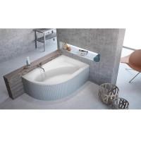 Ванна асимметричная Radaway Mistra 170x110 (WA1-07-170x110L/P) + сифон