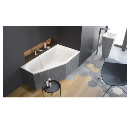 Ванна асимметричная Radaway Noelia 165x90 (WA1-49-165x90L/P)
