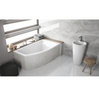 Ванна асимметричная Radaway Sitera 150x85 (WA1-32-150x085L/P)