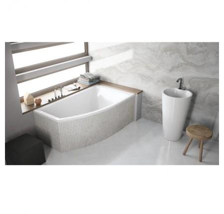 Ванна асимметричная Radaway Sitera 160x95 (WA1-32-160x095L/P)