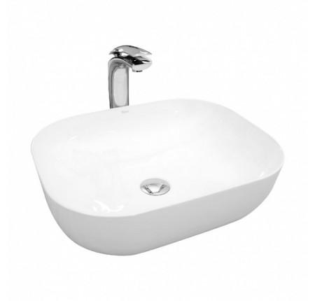 Умывальник Rea Mona Slim 40,2x50,7 белый (REA-U6300)