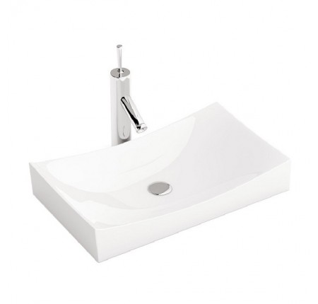 Умывальник Rea Impero 2 N 40x66 белый (REA-U1003)