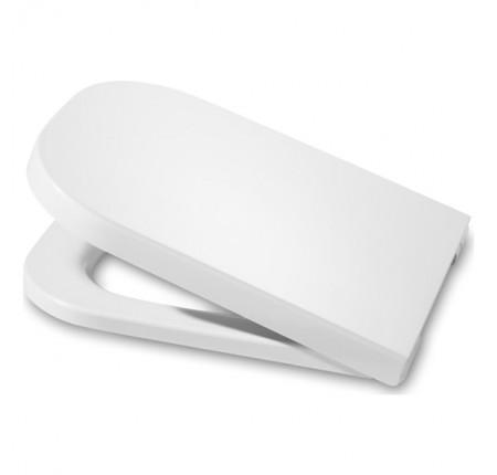 Сиденье с крышкой для унитаза Roca GAP Clean Rim A801732004 soft close