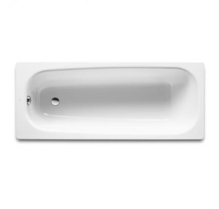 Ванна чугунная Roca Continental A21291100R 170*70см противоскользящее покрытие, без ножек