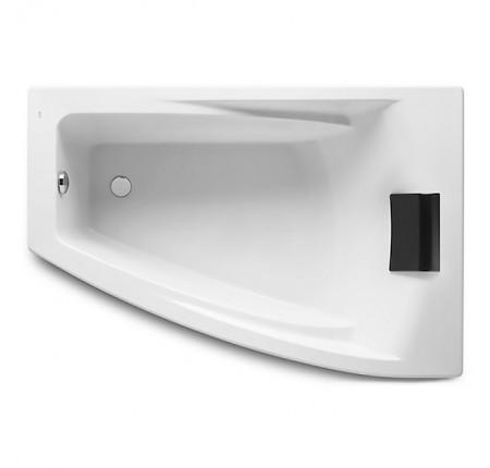 Ванна асимметричная Roca Hall A248165000 R 1500x1000 (с ножками)