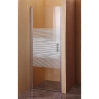 Душевая дверь Sansa SH-706 90х185 стекло прозрачное