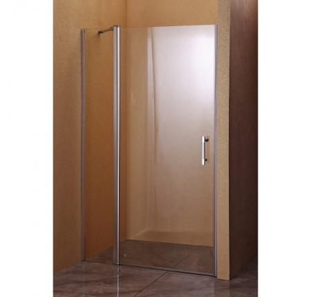 Душевая дверь Sansa SH-707 100х185 стекло прозрачное