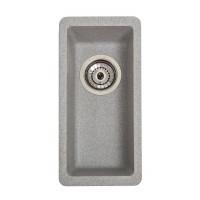 Мойка для кухни Solid Вега плюс (серый) 420x200mm