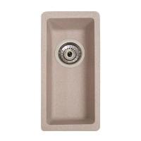 Мойка для кухни Solid Вега плюс (розовый) 420x200mm