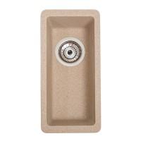 Мойка для кухни Solid Вега плюск (песок) 420x200mm