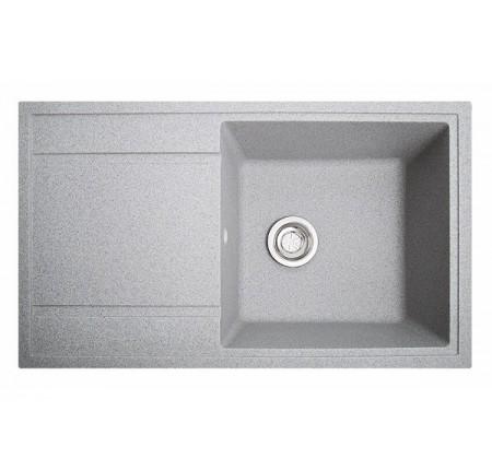 Мойка для кухни Solid Тотал (серый) 860x510mm