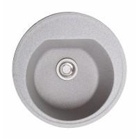 Мойка для кухни Solid Классик (серый) D510mm