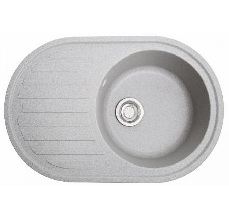 Мойка для кухни Solid Элегант (серый) 770x500mm