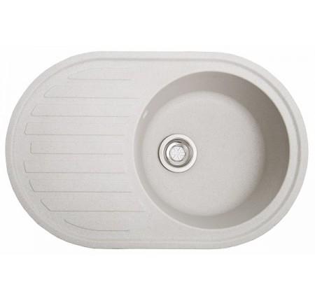 Мойка для кухни Solid Элегант (белый) 770x500mm