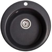 Мойка для кухни Solid Пони (антрацит) D475mm