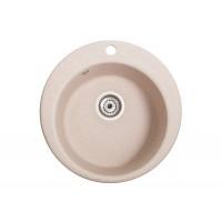 Мойка для кухни Solid Пони (розовый) D475mm