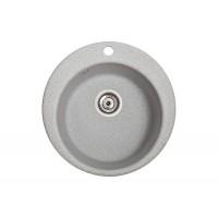 Мойка для кухни Solid Пони (серый) D475mm