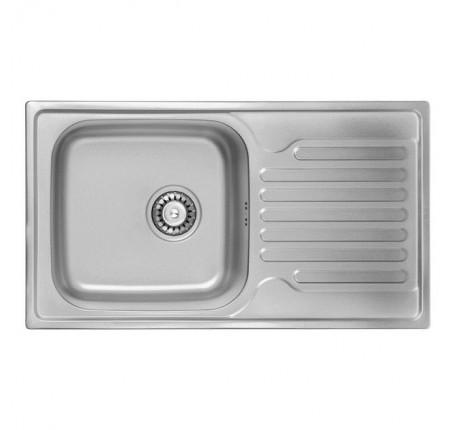 Мойка для кухни ULA 7204 ZS Micro Decor 08