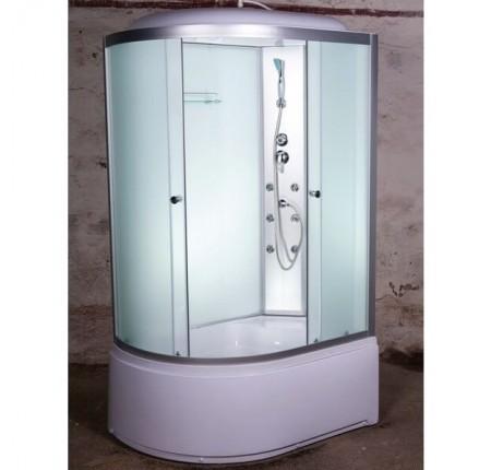 Гидромассажный бокс Vivia 81 W RC R 120x80x215 без электроники