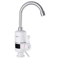 Смеситель-водонагреватель ZERIX ELW06-E (с индик. темп.) (ZX3074)