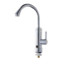 Смеситель-водонагреватель ZERIX ELW09-E (с индик. темп.) (ZX2779)