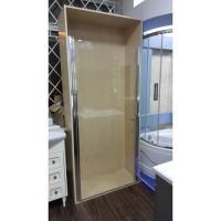 Душевая дверь Veronis D-5-80 Line 80х190, прозрачное стекло