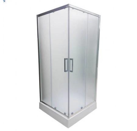 Душевая кабина Veronis KNS 100 100x100x195 матовое стекло