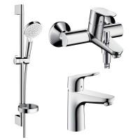 Набор для ванной комнаты Hansgrohe Focus 1092019