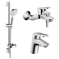 Набор для ванной комнаты Hansgrohe Logis Loop 1042019