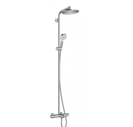 Душевая система Hansgrohe Showerpipe Verso 220 2723200