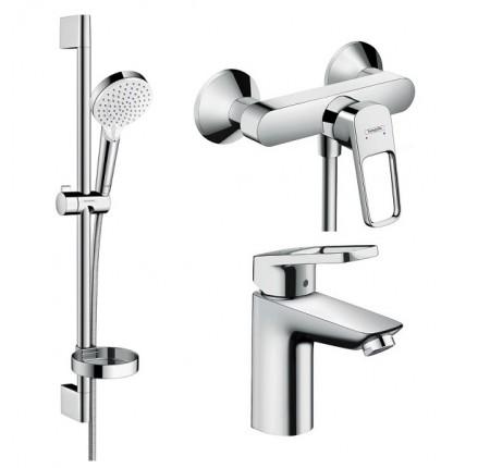 Набор для ванной комнаты Hansgrohe Logis Loop 1072019 для душа