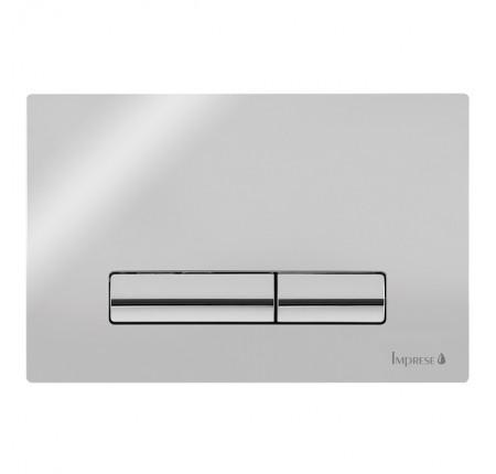 Кнопка смыва Imprese i9100OLIpure PANI хром
